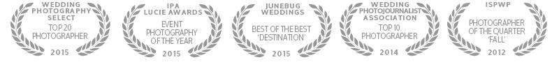 Wedding Photo Awards